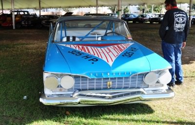 1960 Plymouth Fury NASCAR 17
