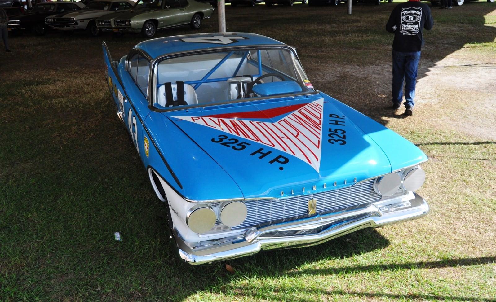 1960 Plymouth Fury NASCAR 18