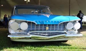 1960 Plymouth Fury NASCAR 19