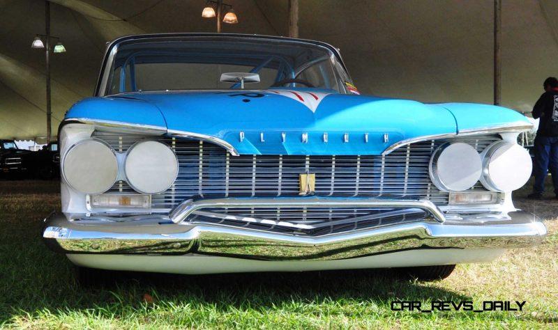 1960 Plymouth Fury NASCAR 20