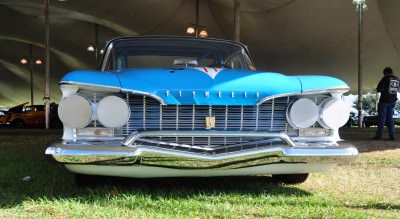 1960 Plymouth Fury NASCAR 21