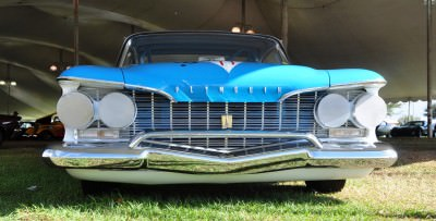 1960 Plymouth Fury NASCAR 22