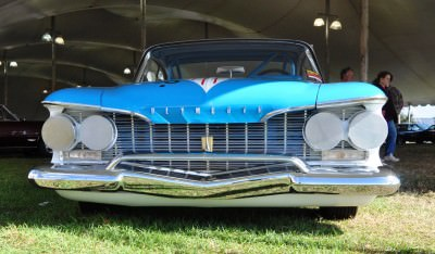 1960 Plymouth Fury NASCAR 23
