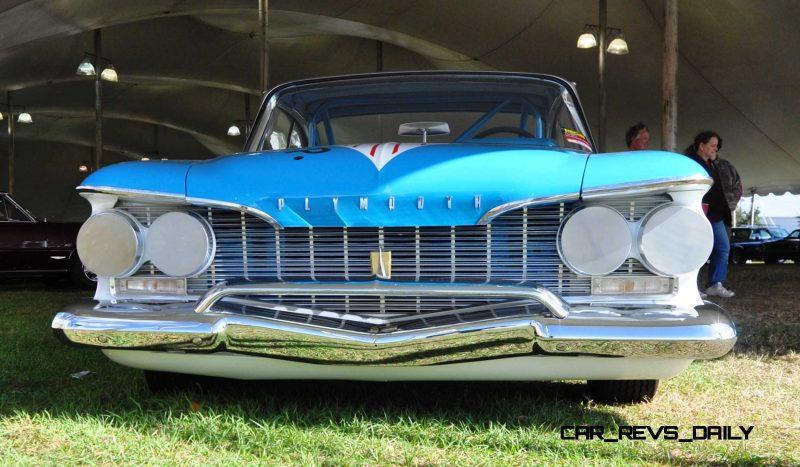 1960 Plymouth Fury NASCAR 23
