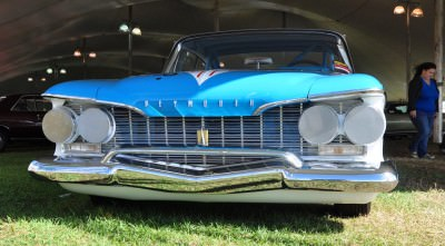 1960 Plymouth Fury NASCAR 24