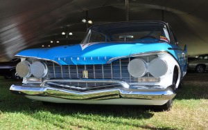 1960 Plymouth Fury NASCAR 25