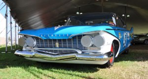 1960 Plymouth Fury NASCAR 26