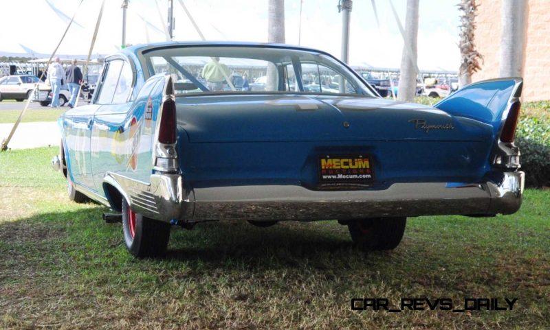 1960 Plymouth Fury NASCAR 3