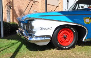 1960 Plymouth Fury NASCAR 30