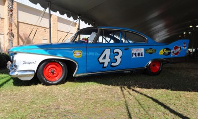 1960 Plymouth Fury NASCAR 31