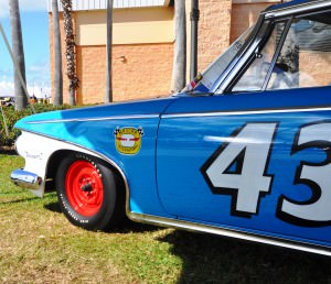 1960 Plymouth Fury NASCAR 34