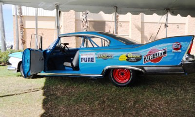 1960 Plymouth Fury NASCAR 35