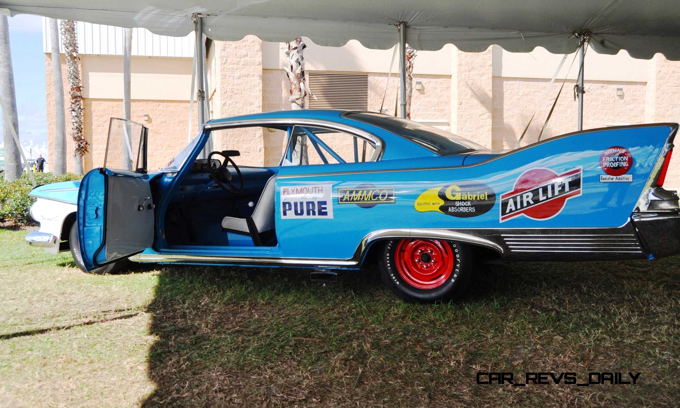 Plymouth Fury Nascar