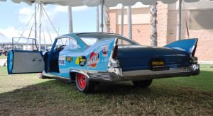 1960 Plymouth Fury NASCAR 36