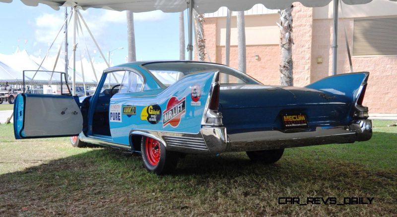 1960 Plymouth Fury NASCAR 36