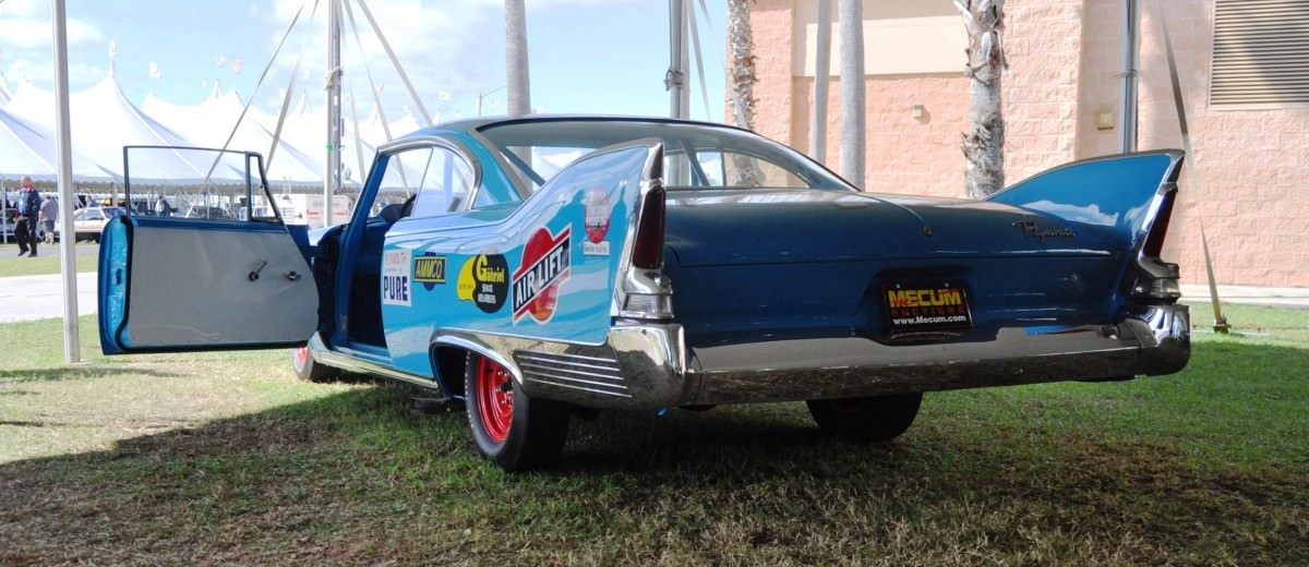 1960 Plymouth Fury NASCAR 37