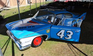 1960 Plymouth Fury NASCAR 42