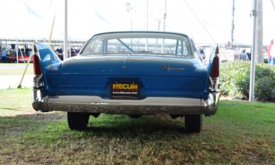 1960 Plymouth Fury NASCAR 7