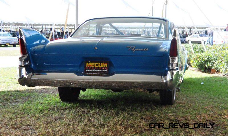 1960 Plymouth Fury NASCAR 8