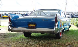 1960 Plymouth Fury NASCAR 9