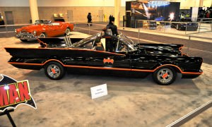 1960s TV Batmobile by Tony Gullo 11