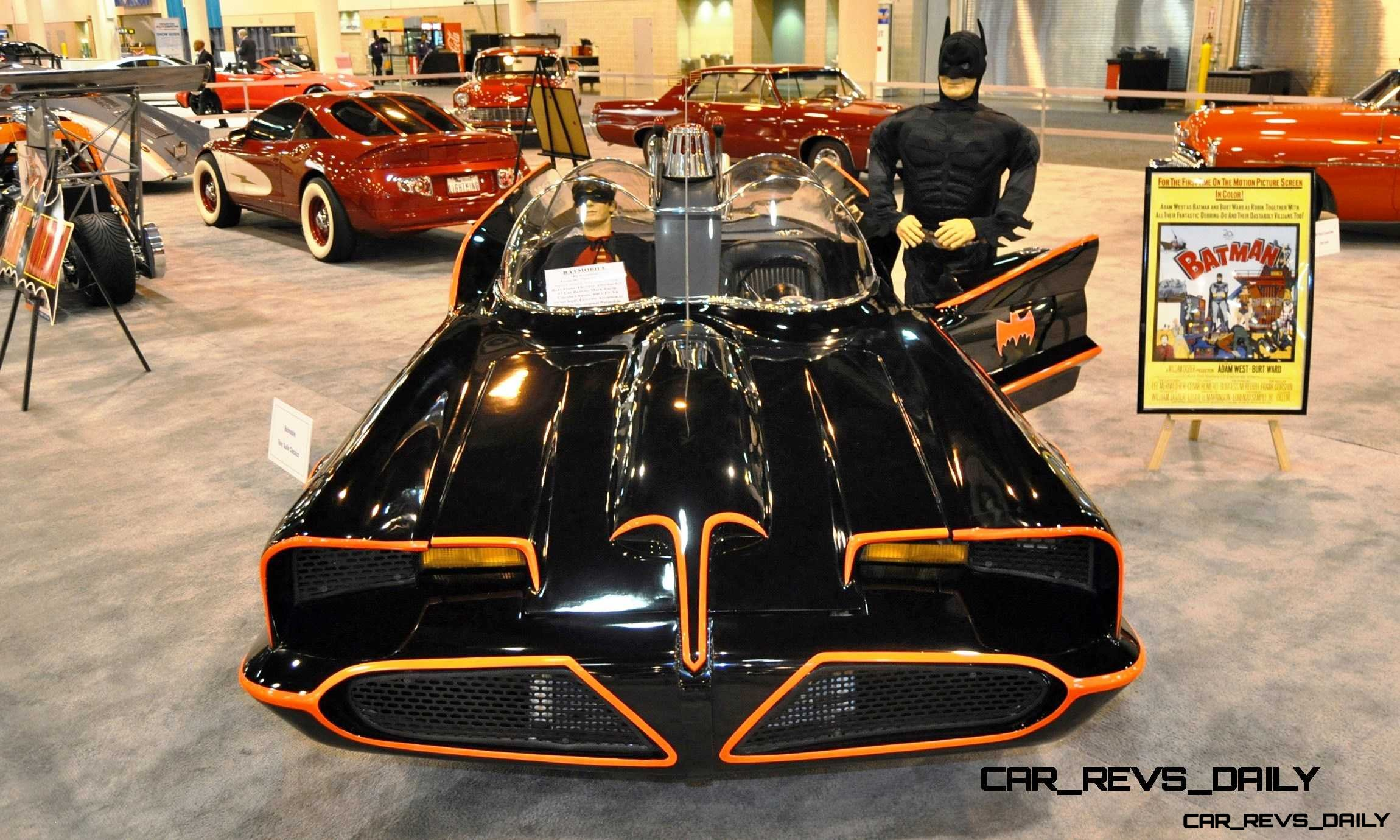 1960s TV Batmobile by Tony Gullo 5
