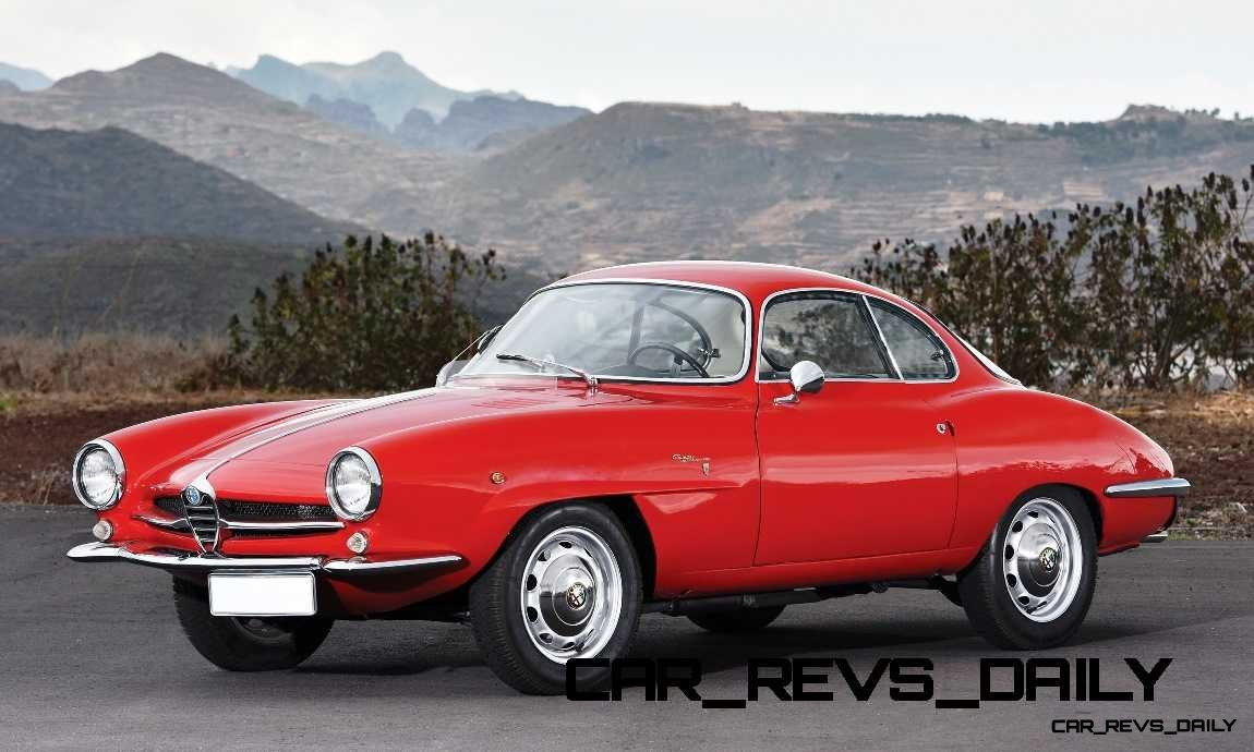 1961 Alfa Romeo Giulietta SS by Bertone 1 - Copy