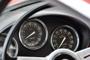 1961 Alfa Romeo Giulietta SS by Bertone 12