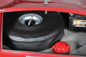 1961 Alfa Romeo Giulietta SS by Bertone 16
