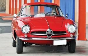 1961 Alfa Romeo Giulietta SS by Bertone 19