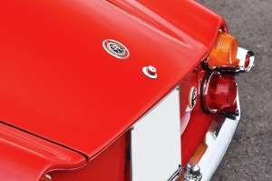 1961 Alfa Romeo Giulietta SS by Bertone 20