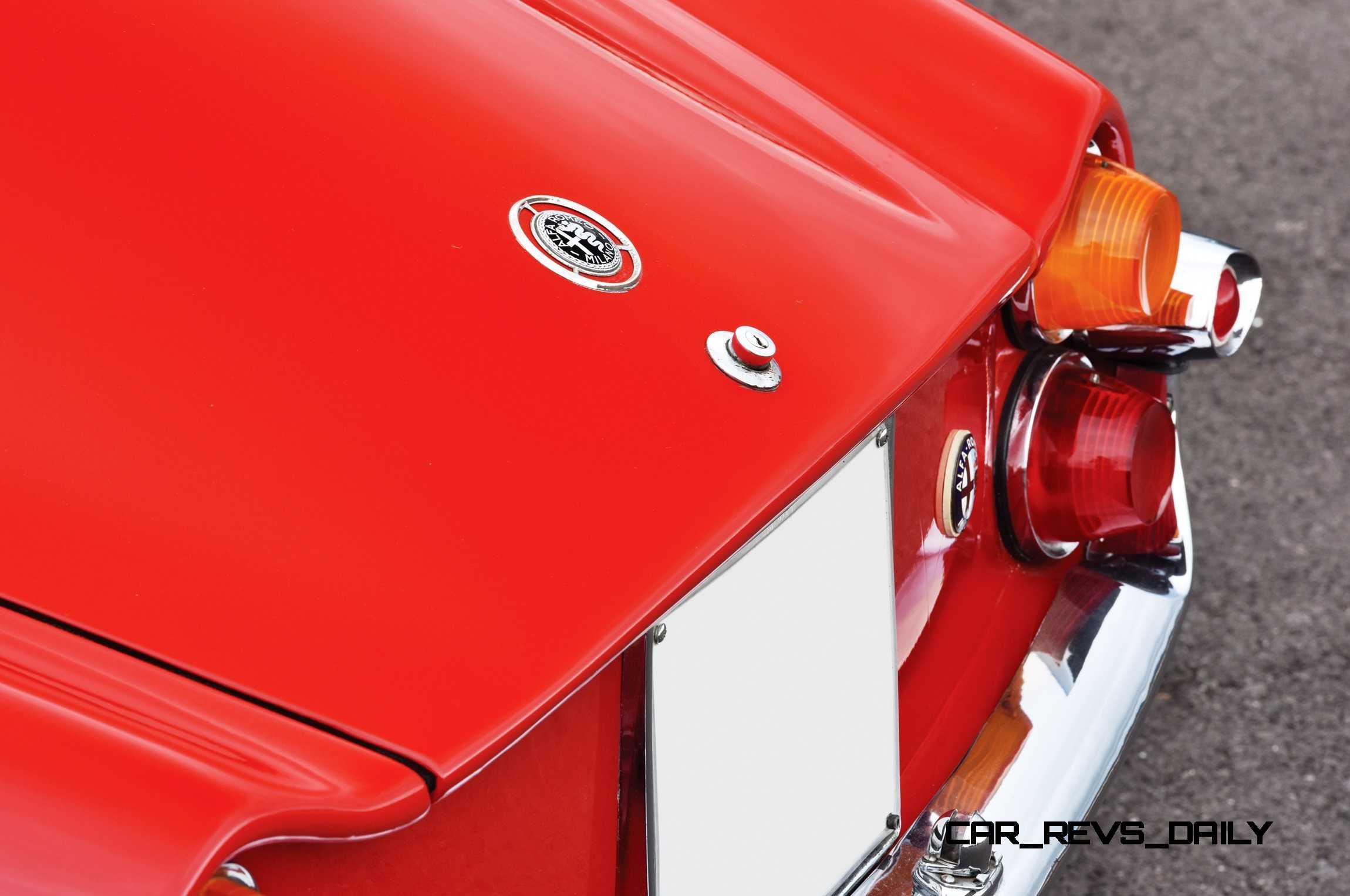 Alfa romeo giulietta chassis numbers