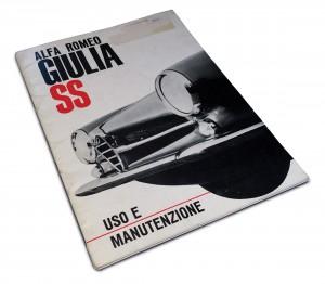 1961 Alfa Romeo Giulietta SS by Bertone 21