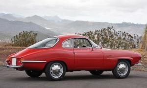 1961 Alfa Romeo Giulietta SS by Bertone 2