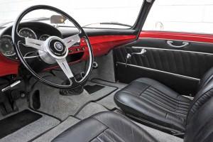 1961 Alfa Romeo Giulietta SS by Bertone 4