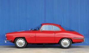 1961 Alfa Romeo Giulietta SS by Bertone 5