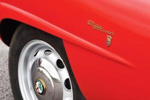 1961 Alfa Romeo Giulietta SS by Bertone 6