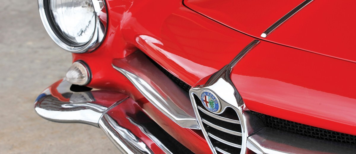1961 Alfa Romeo Giulietta SS by Bertone 7
