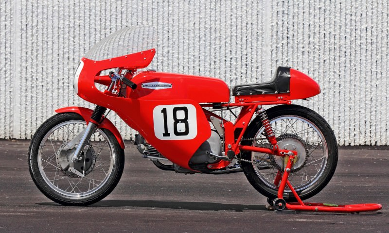 1966 Aermacchi Harley-Davidson CRTT 250CC 1 copy