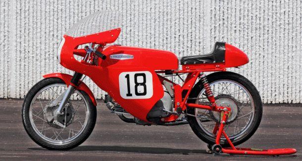 1966 Aermacchi Harley-Davidson CRTT 250CC