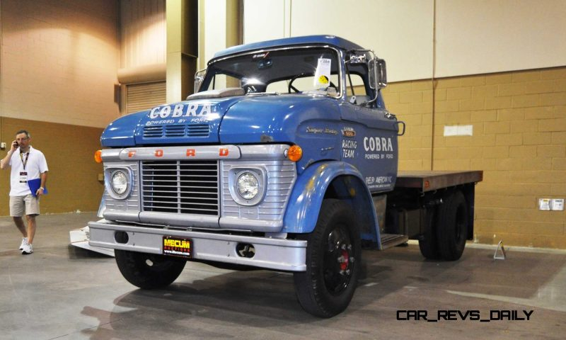 1966 Ford CS500 Shelby Racing Transporter 1