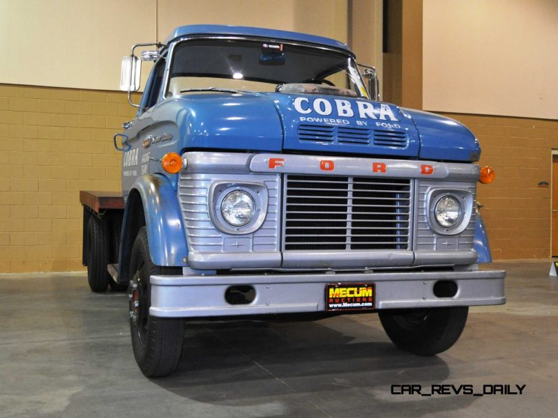 1966 Ford CS500 Shelby Racing Transporter 10