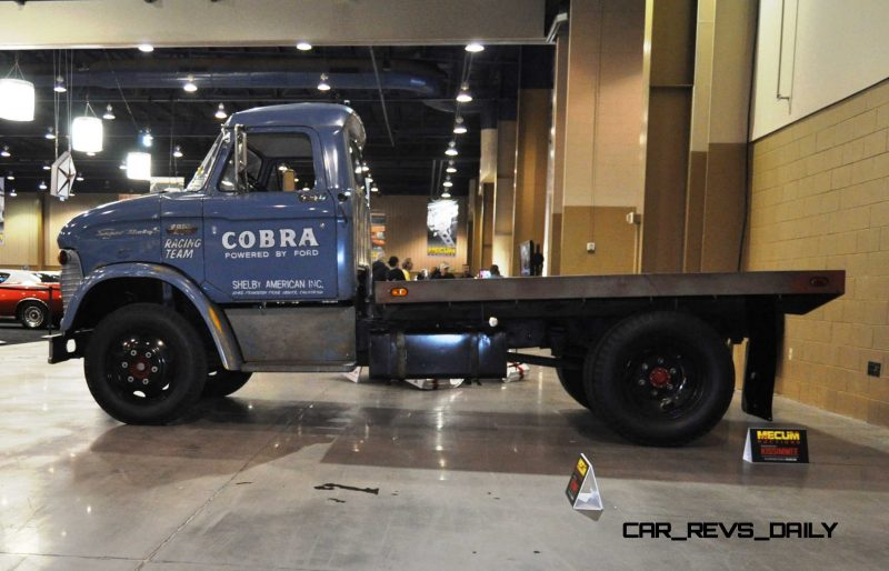 1966 Ford CS500 Shelby Racing Transporter 22