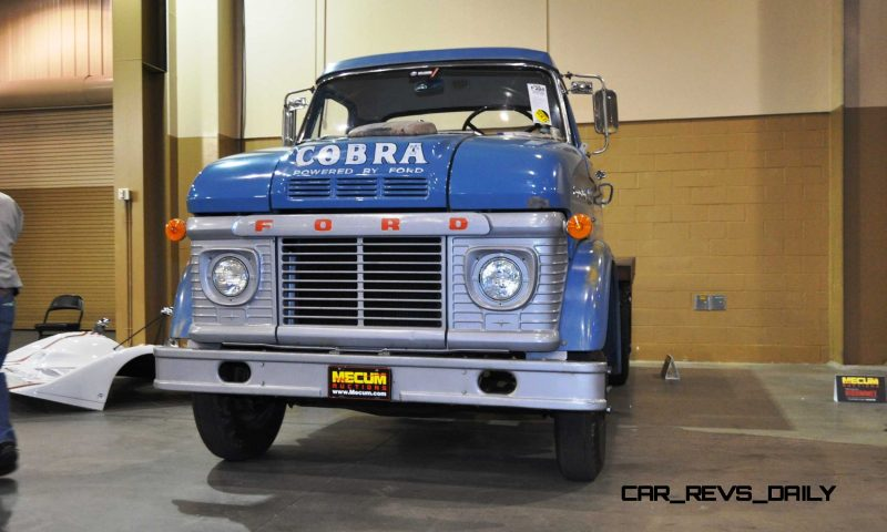 1966 Ford CS500 Shelby Racing Transporter 3