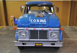 1966 Ford CS500 Shelby Racing Transporter 30