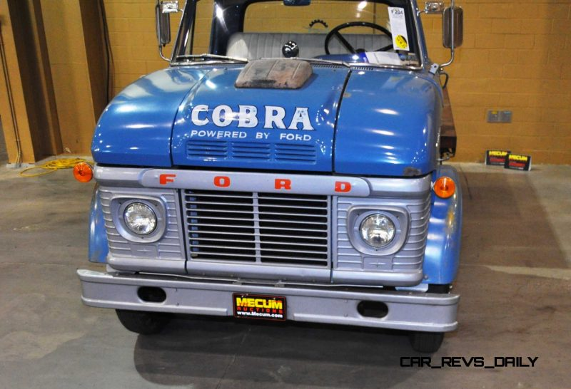 1966 Ford CS500 Shelby Racing Transporter 32
