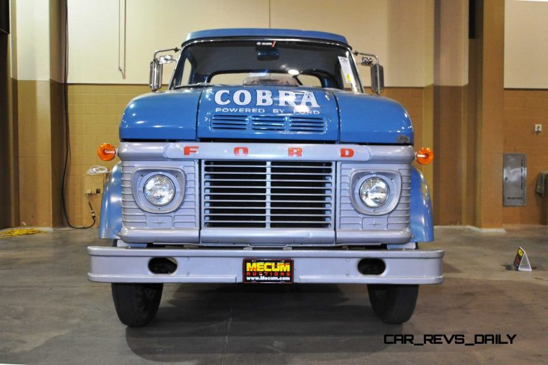 1966 Ford CS500 Shelby Racing Transporter 36