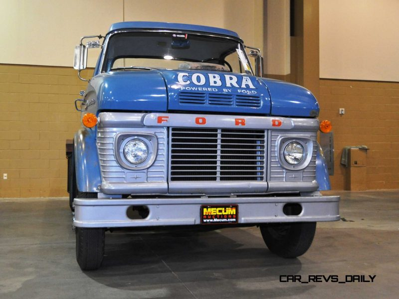 1966 Ford CS500 Shelby Racing Transporter 9