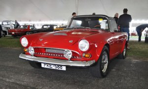 1966 Sunbeam Tiger V8 1