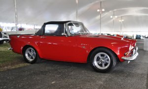 1966 Sunbeam Tiger V8 10